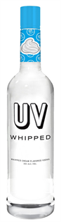 Uv Vodka Whipped 1.00l